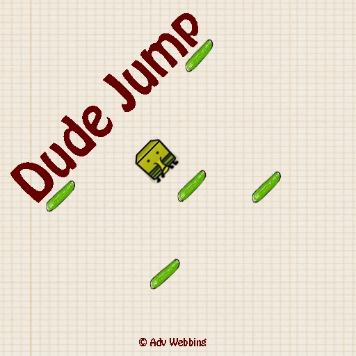 Dude Jump Free icon