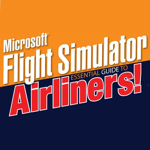 Microsoft Flight Simulator Special Magazine - V... icon