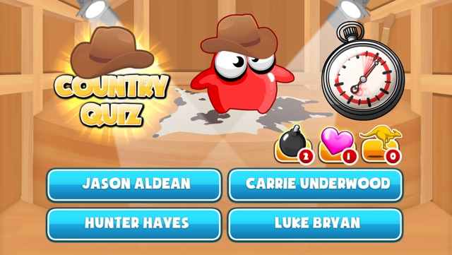 Country Music Quiz: Cowboy & Rodeo Songs! Screenshot