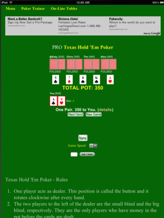 free 10-in-1 Casino Games for iPad - BA.net