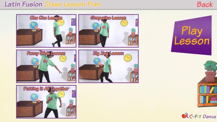 C-Fit Dance - Classroom Fitness screenshot-3