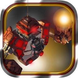 Robot War Game Heroes: Space Run