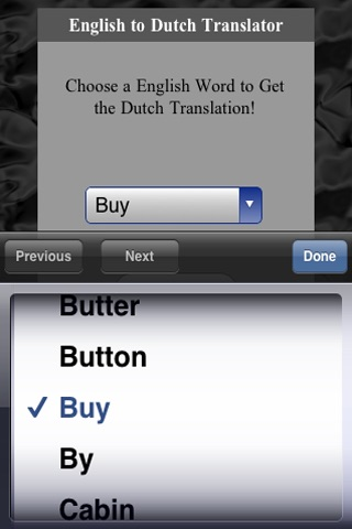 English to Dutch Translator