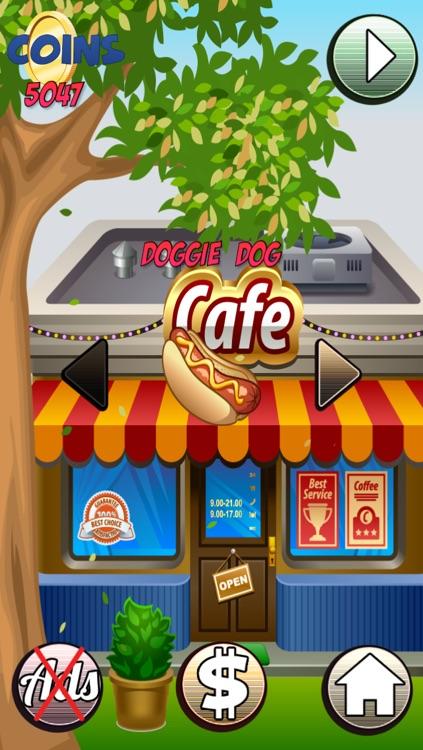 Frenzy Food Mania Games - Crazy Sky Hotdog Party Game