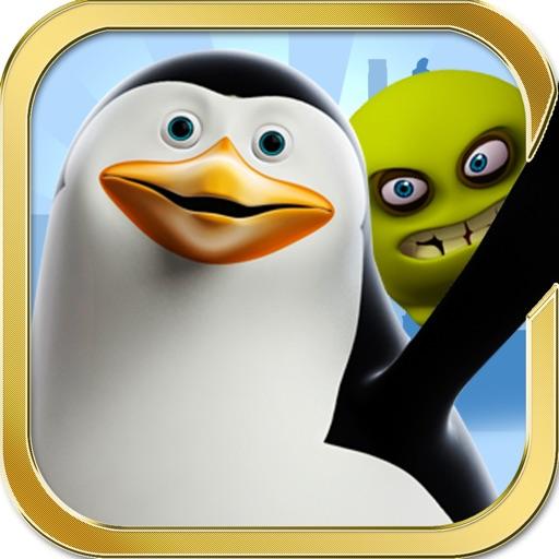 Пингвины против иностранцев бесплатно - птицы защищают Нью-Йорк - бесплатная версия