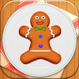 Gingerbread Man HD