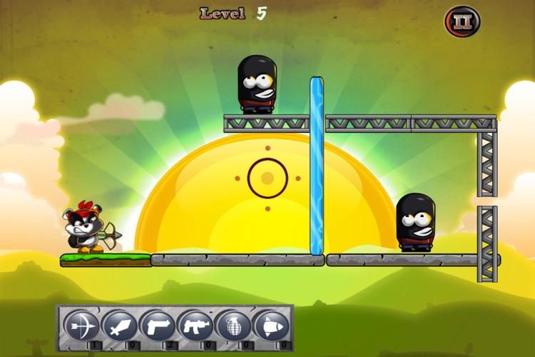 Bear Madness Lite screenshot-4