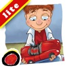 """Edsel McFarlan's New Car: a fun story for any car-obsessed kid  written by Max Holechek, illustrated by Darrell Toland (""""Lite"""" version, by Auryn Apps)"""