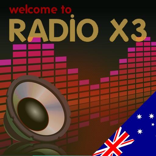 X3 Australia Radio