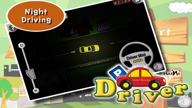 Driver Mini - Best Mania Cool & Fun Car Parking Game screenshot-4