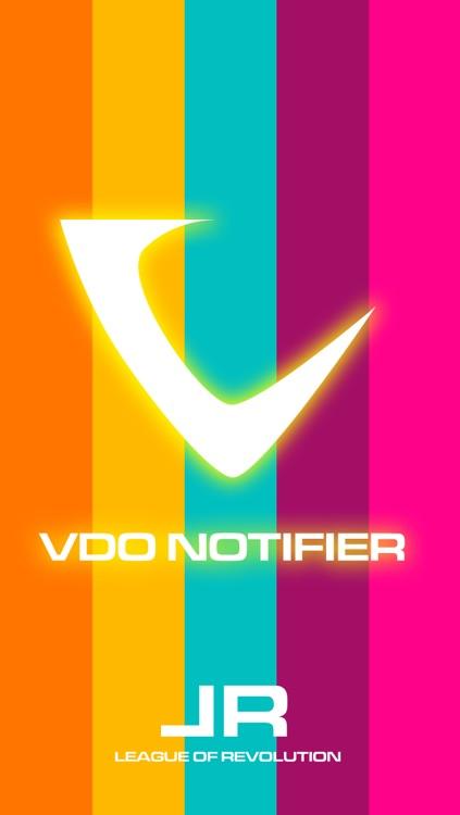 VDO Notifier FREE