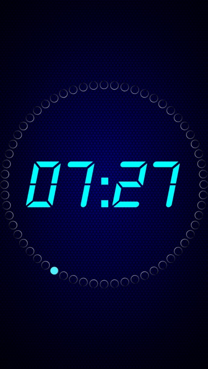 ScreenClockHD screenshot-4