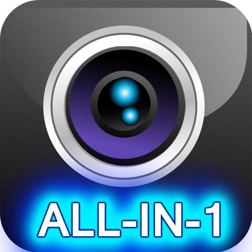 Super Camera 2: ALL-IN-1 iOS App