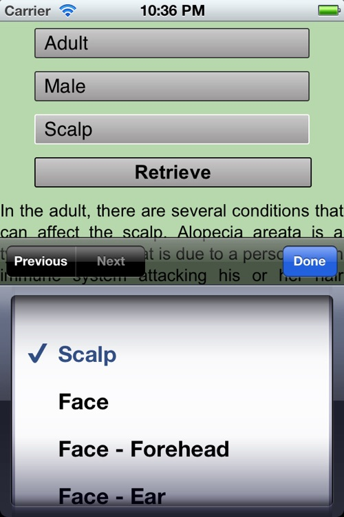 Skin Care - The app to recognize rashes, herpes, irritations etc
