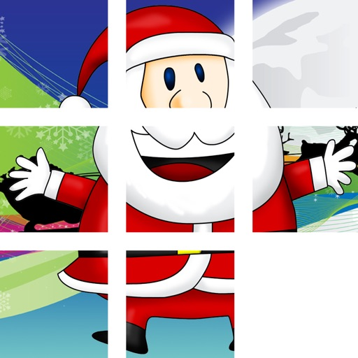 Christmas Puzzle Family Game Pro - Fun to play in group with kids and adults: xmas theme picture tile puzzel icon