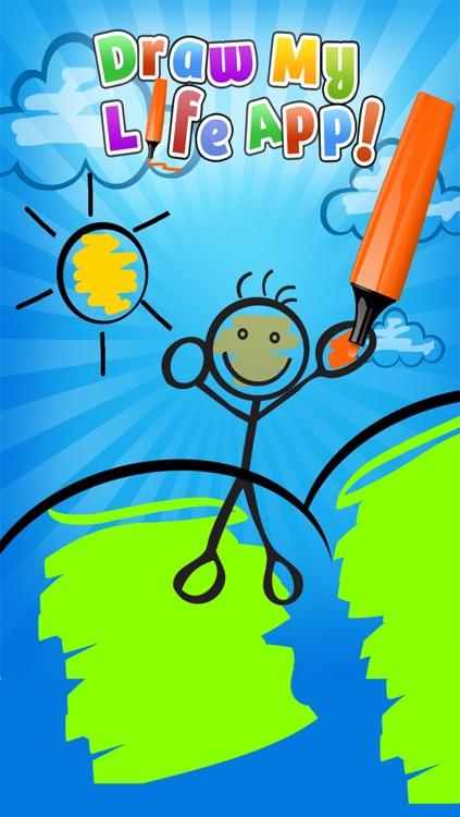 Draw My Life App