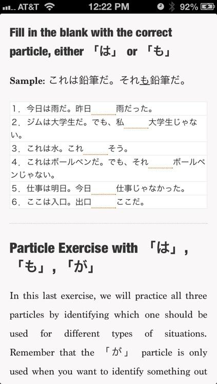 Learning Japanese screenshot-4