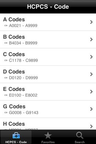 Hcpcs Code (healthcare Common Procedure Coding System) review screenshots