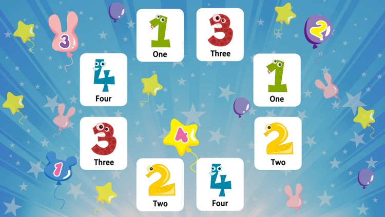 Amazing Match - All in 1 Educational Brain Training Games for Kids Free screenshot-3