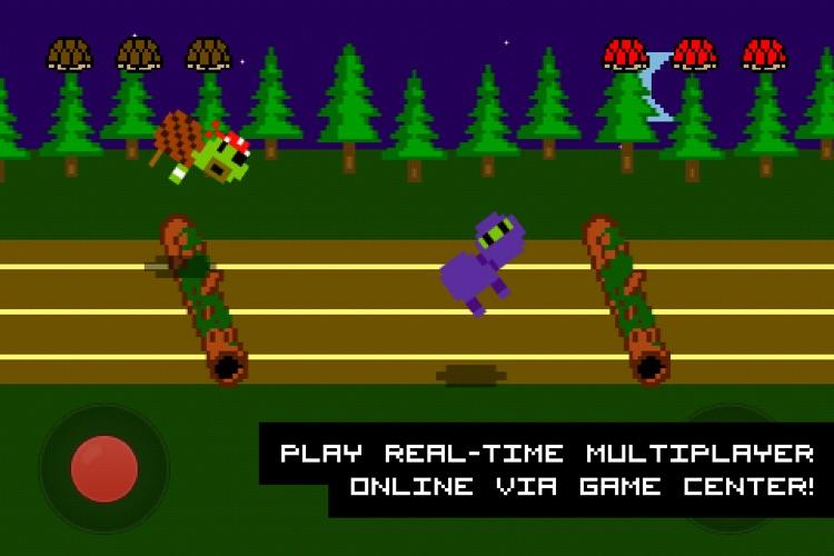 Hurdle Turtle screenshot-4