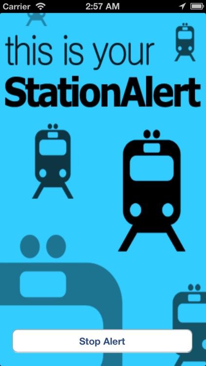 StationAlertUK screenshot-3