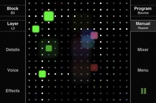 Screenshot #1 pour SoundGrid Live!