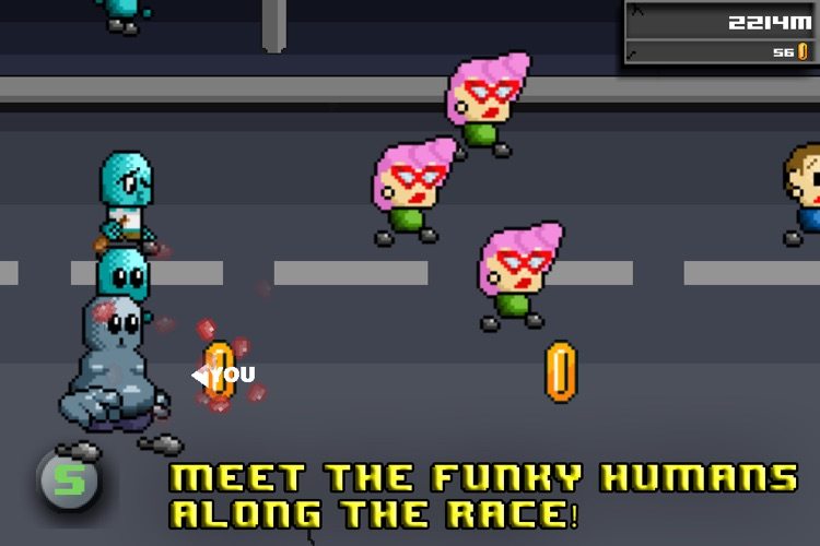 Zombie Hurdles Lite screenshot-2