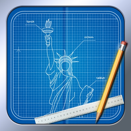 Blueprint 3D iOS App