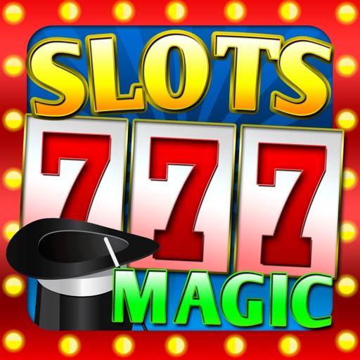 Slots - Magic Journey