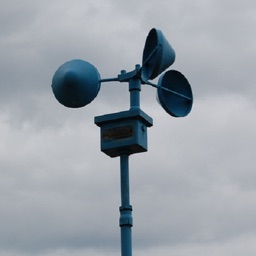 Anemometer (Wind Speed Calculator)