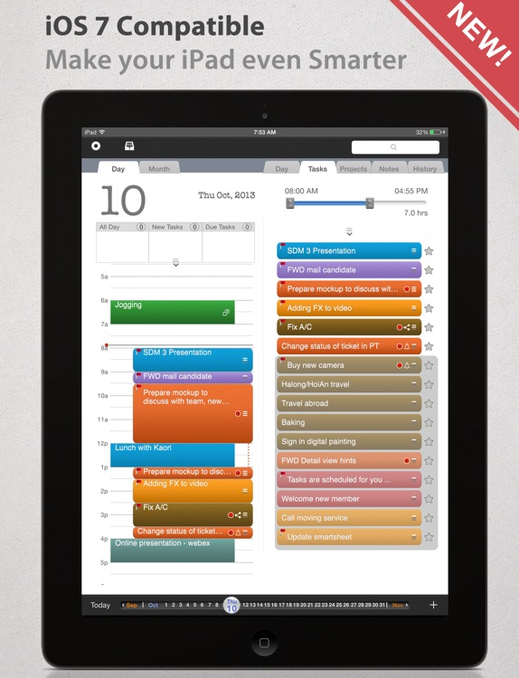 SmartPad Organizer screenshot-0