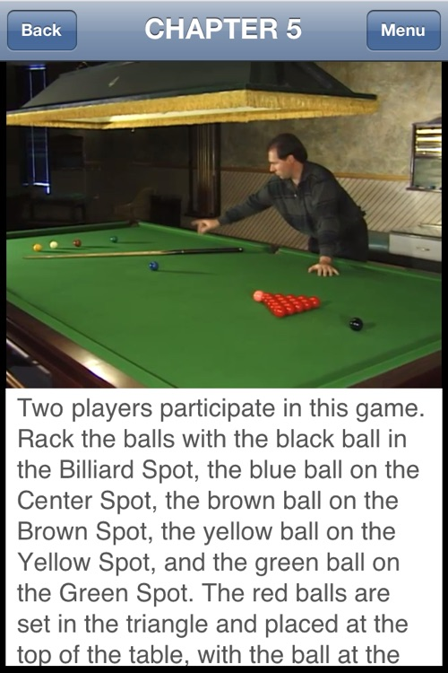 Pool Master - Tips and Shots for Billiards and Snooker screenshot-0