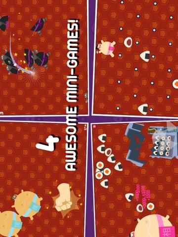 【街机游戏】 饥饿的相扑队员