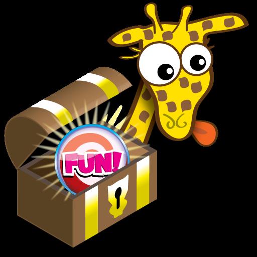 Giraffe's Matching Zoo Deluxe - Featuring the FUN BUTTON!