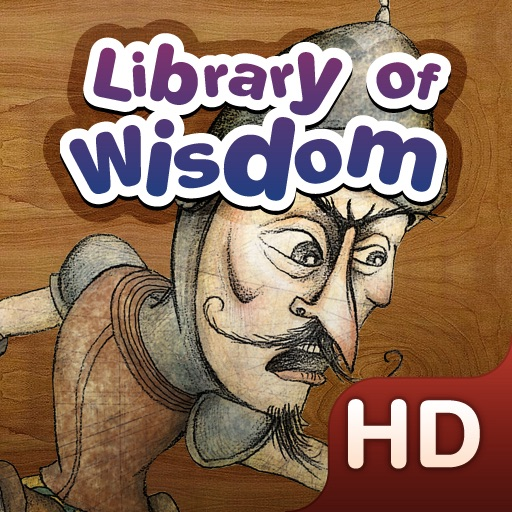 Don Quixote HD : Children's Library of Wisdom 1
