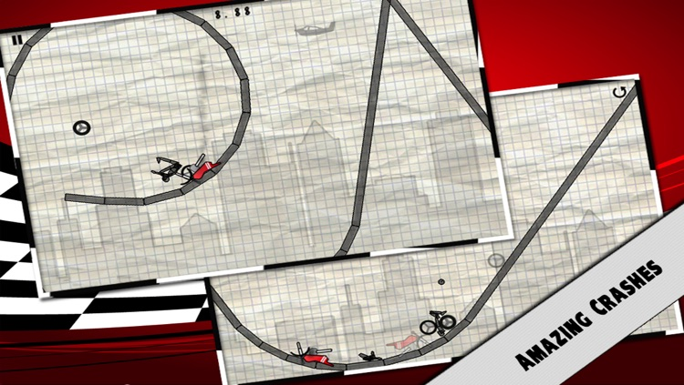 Stick Stunt Biker screenshot-4