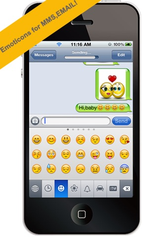 Screenshot for All-In-1 3D Emoticons Professional Free in Italy App Store