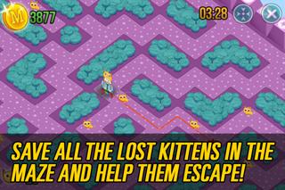 ニャー迷路無料ゲーム - 子供のための楽しい猫のレースゲーム Meow Maze Free Game 3d Live Racingのおすすめ画像4