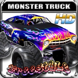 MONSTER TRUCK FREESTYLE HD
