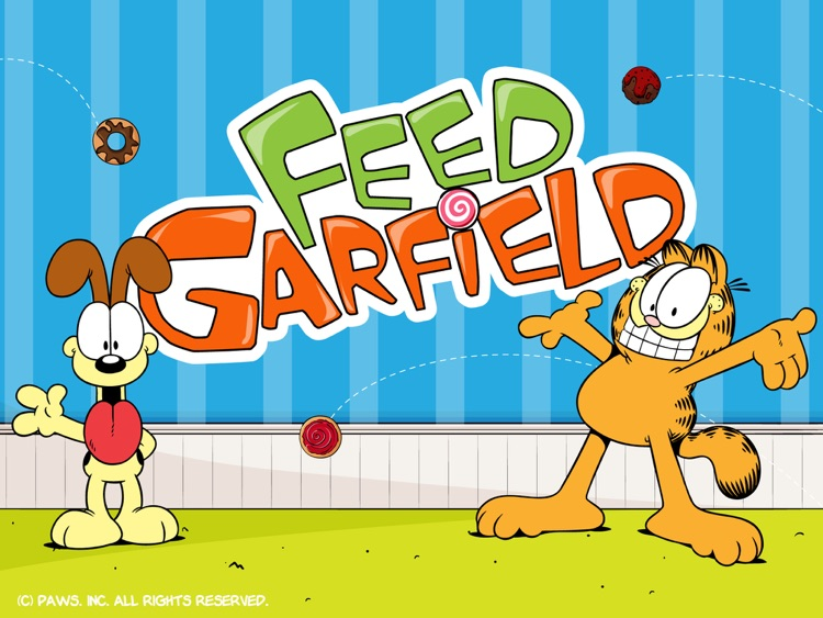 Alimenta a Garfield HD