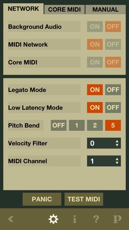 Sonuus G2M - Universal Guitar to MIDI Converter screenshot-4