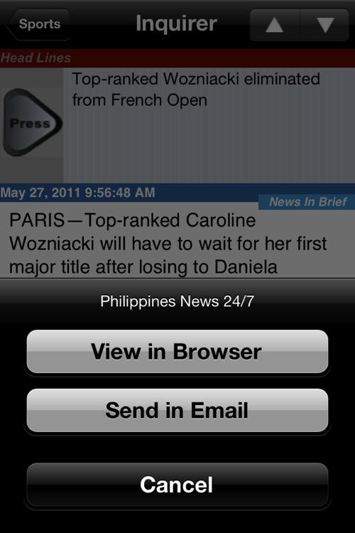Philippines News  24/7 screenshot-4