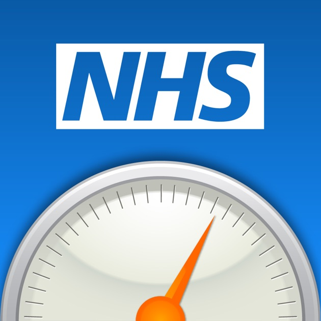 NHS BMI healthy weight calculator and tracker on the App Store