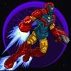 8bit Super Hero War Against Evil