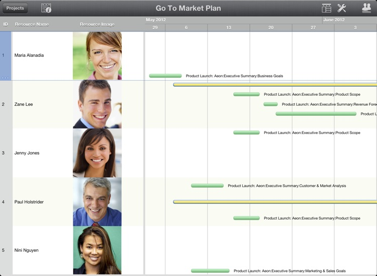 FastTrack Schedule Go - Project Management screenshot-4