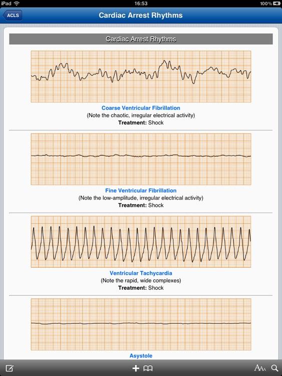 EMS ALS for iPad
