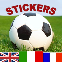Soccer Cards & Stickers: Create your own board game