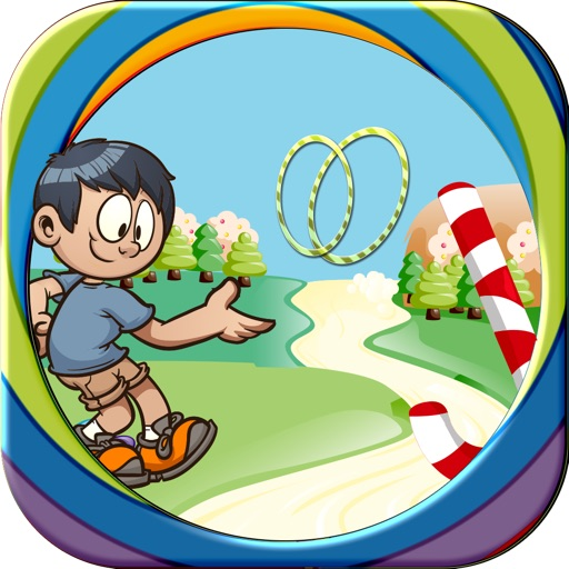 Candy Ring Toss Adventure Blast - Top Throwing Action Mania Pro