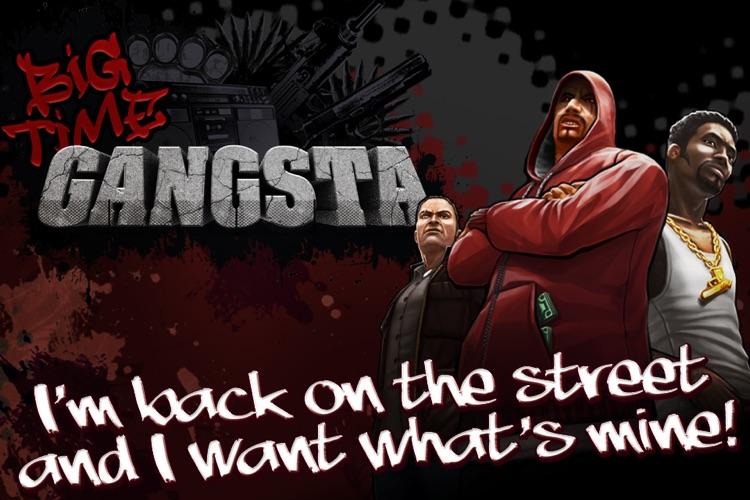 Big Time Gangsta screenshot-3