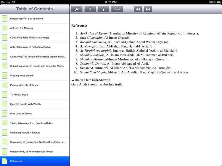 iTaqwa for iPad screenshot-4